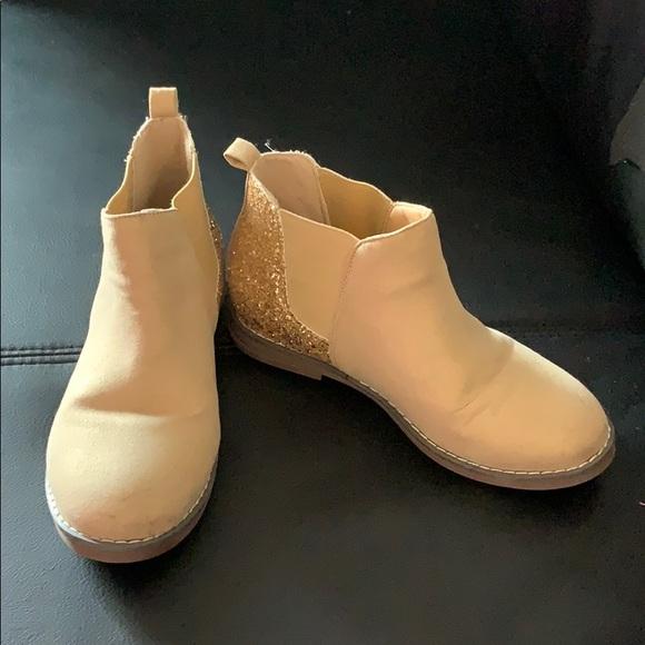 Kids Sparkle Ankle Boots | Poshmark